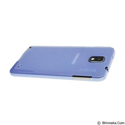CAPDASE Soft Jacket Case for Samsung Galaxy Note 3 Lamina - Blue - Casing Handphone / Case