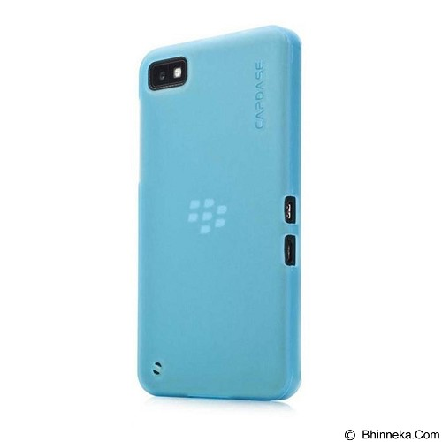 CAPDASE Soft Jacket Casing for Blackberry Z30 - Tinted Blue (Merchant) - Casing Handphone / Case