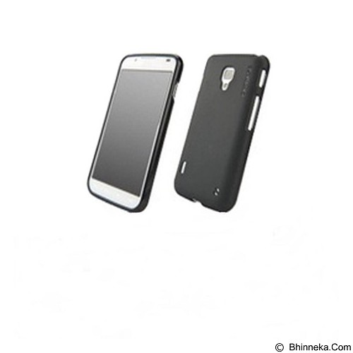 CAPDASE Soft Jacket Casing for LG Optimus L7 II Dual E715 [SJLGP715-P2Y1] - Solid Black (Merchant) - Casing Handphone / Case
