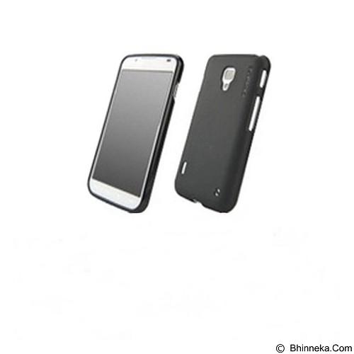 CAPDASE Soft Jacket Casing for LG Optimus L7 II Dual E715 [SJLGP715-P2Y1] - Solid Black (Merchant) - Casing Handphone / Case