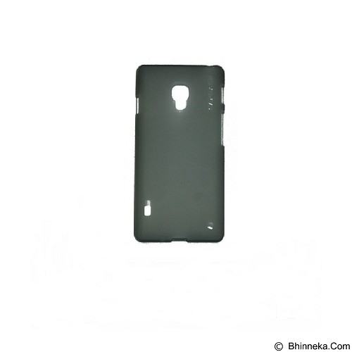 CAPDASE Soft Jacket Casing for LG Optimus L7 II E713 [SJLGP713-P201] - Tinted Black (Merchant) - Casing Handphone / Case