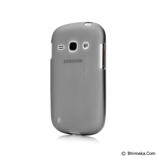 CAPDASE Soft Jacket Casing for Samsung Galaxy Fame [SJSGS6812-P201] - Black (Merchant) - Casing Handphone / Case