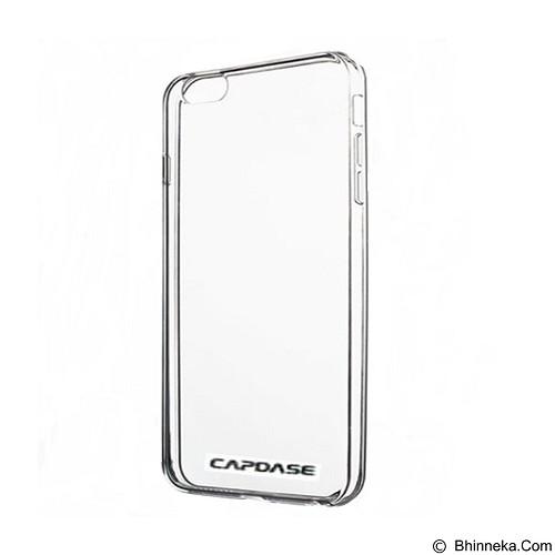 CAPDASE Soft Jacket Fuze Case for iPhone 7 Plus [SJIH7P-5FC0] - Clear Transparant (Merchant) - Casing Handphone / Case