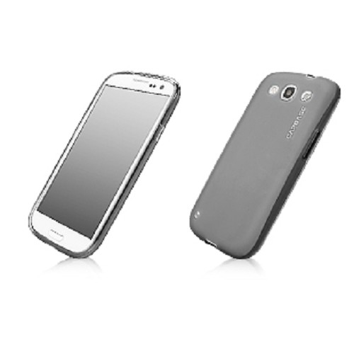 CAPDASE Soft Jacket Xpose Series for Samsung Galaxy Mega 5.8 - Tinted Black - Casing Handphone / Case