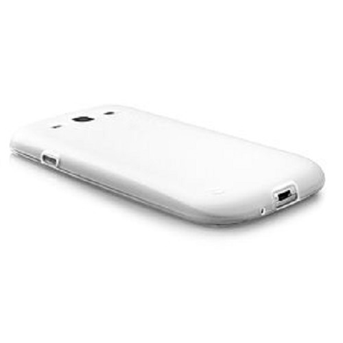 CAPDASE Soft Jacket Xpose Series for Samsung Galaxy Mega 5.8 - Tinted White - Casing Handphone / Case