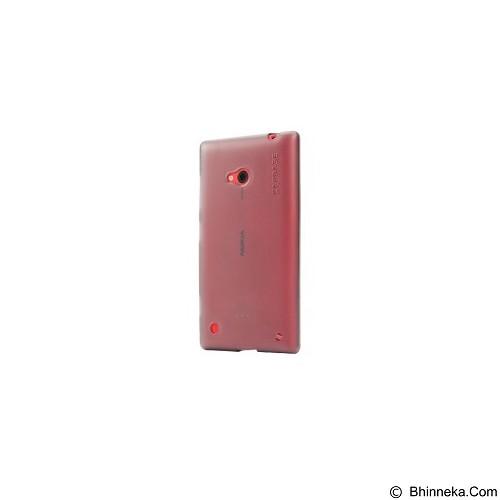 CAPDASE Soft Jacket  for Nokia Lumia 720 [SJNK720-P201] - Grey (Merchant) - Casing Handphone / Case