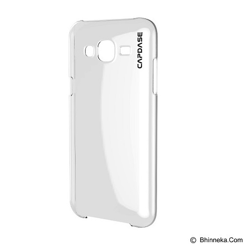 CAPDASE Soft Jacket for Samsung Galaxy J7 2016 [SJSGJ716-P902] - White (Merchant) - Casing Handphone / Case