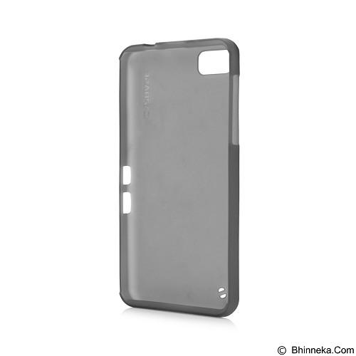 CAPDASE Softcase Casing for Blackberry Z10 Lamina - Tinted Black (Merchant) - Casing Handphone / Case
