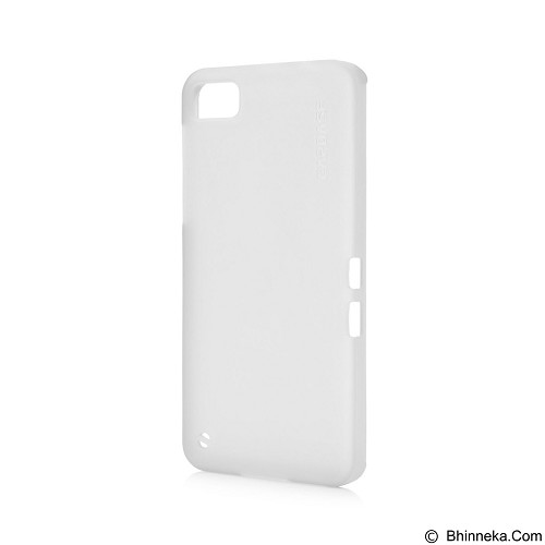 CAPDASE Softcase Casing for Blackberry Z10 Lamina - Tinted White (Merchant) - Casing Handphone / Case