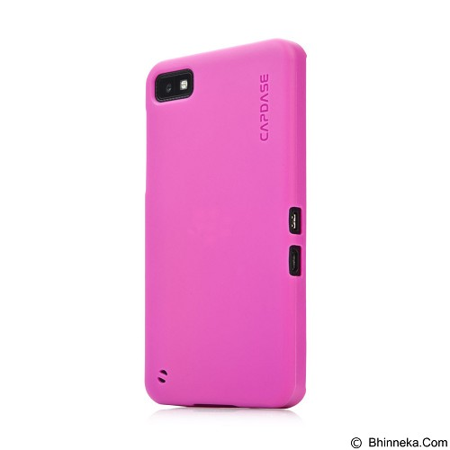 CAPDASE Softcase Casing for Blackberry Z30 Lamina - Tinted Fuchsia (Merchant) - Casing Handphone / Case