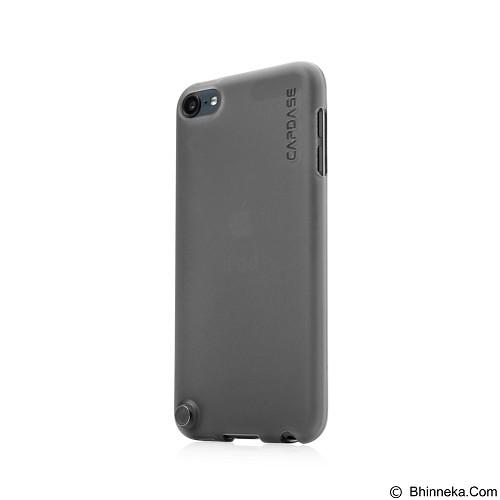 CAPDASE Softcase for Apple iPod Touch 6 [SJIPT5-P201] - Black (Merchant) - Casing Handphone / Case