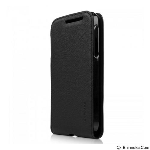 CAPDASE Upper Eternity for BlackBerry Classic [FCBBCLASS-1E11-BB] - Black - Casing Handphone / Case