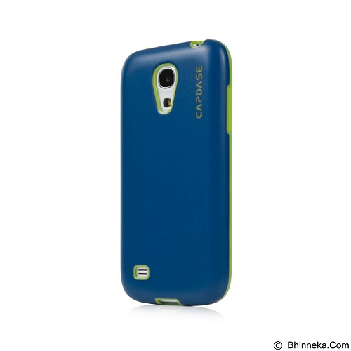 CAPDASE Vika Case for Samsung Galaxy S4 Mini [SJSGI9190-VKD6] - Green (Merchant) - Casing Handphone / Case