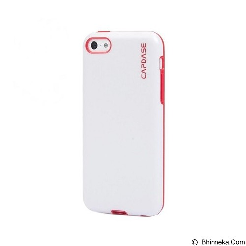 CAPDASE Vika Soft Jacket Case for Apple iPhone 5C [SJIHM-VK29] - White