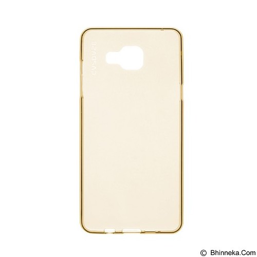 CAPDASE Xpose for Samsung Galaxy A5 2016 [SJSGA516-P90C] - Tinted Gold - Casing Handphone / Case