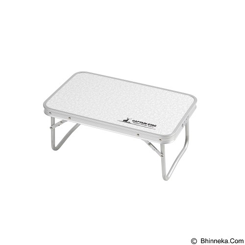 CAPTAIN STAG Folding Table Compact (Merchant) - Perlengkapan Outdoor