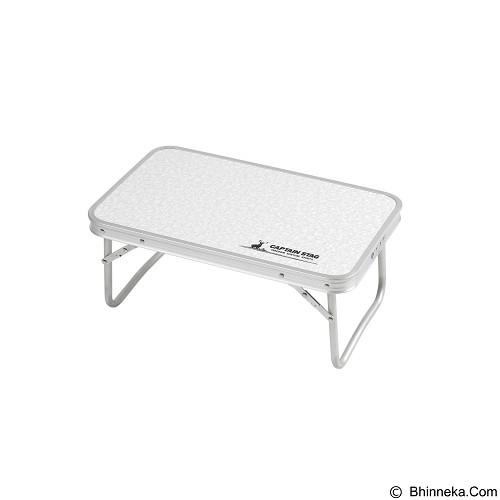 CAPTAIN STAG Folding Table Compact (Merchant) - Perlengkapan Outdoor