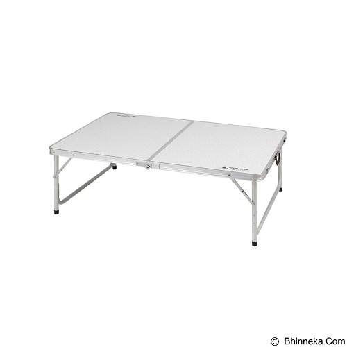 CAPTAIN STAG Folding Table Size L (Merchant) - Perlengkapan Outdoor