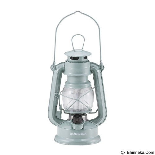 CAPTAIN STAG LED Classic Lantern - Green (Merchant) - Senter / Lantern