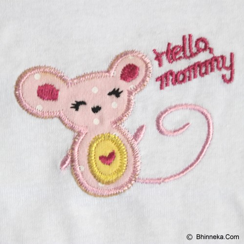BABY WAREHOUSE Carter Baby Jumper Mouse Icon 12 month - White - Jumper Bepergian/Pesta Bayi dan Anak