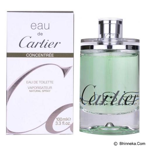 CARTIER Eau De Cartier Concentree for Unisex 200ml (Merchant) - Eau De Toilette untuk Wanita