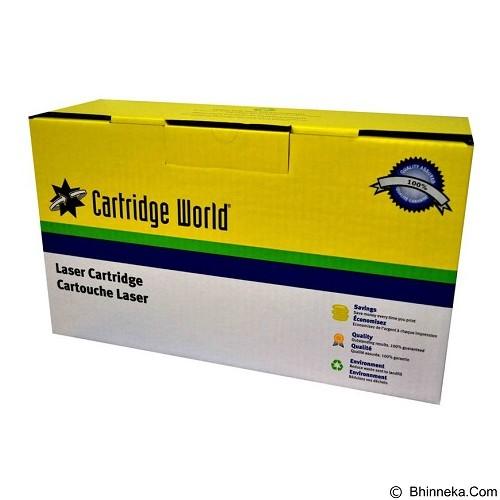 CARTRIDGE WORLD Black Toner [CB436A] - Toner Printer Refill