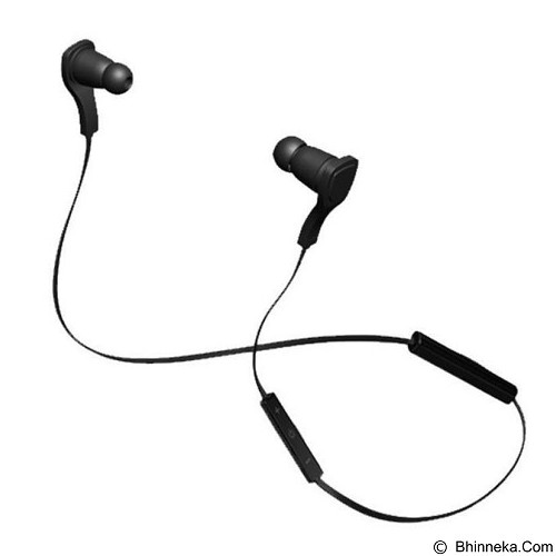 CASHONIT Sport Bluetooth Earphone with Microphone 150906 [CSI-OMSK3BBK] - Black - Headset Bluetooth