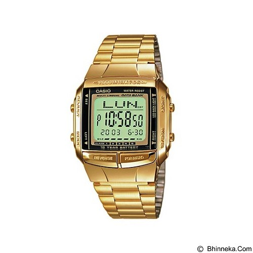 CASIO [DB-360G-9ADF] - Jam Tangan Wanita Fashion