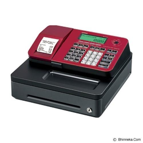 CASIO Cash Register [SE-S100] - Red - Cash Register
