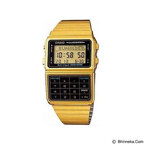 CASIO Data Calculator [DBC-611G-1DF] - Jam Tangan Wanita Fashion
