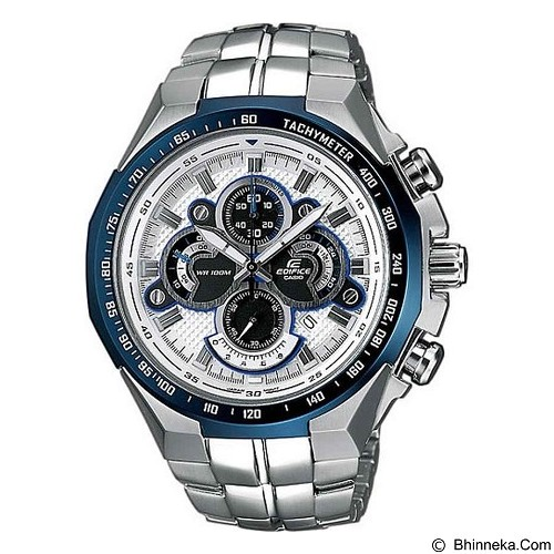CASIO Edifice [EF-554D-7AV] (Merchant) - Jam Tangan Pria Fashion