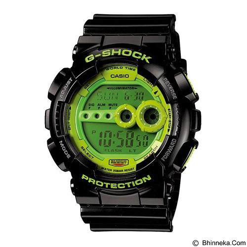 CASIO G-Shock [GD-100SC-1DR] - Jam Tangan Pria Sport