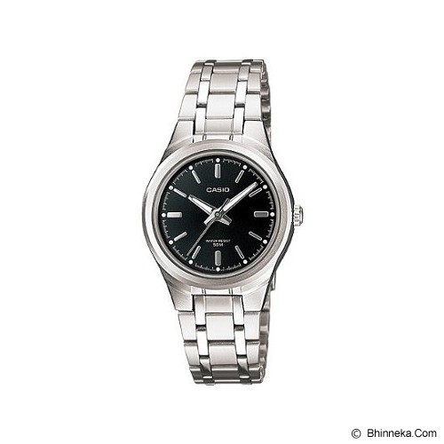 CASIO Ladies Analog [LTP-1310D-1ADR] - Jam Tangan Wanita Casual