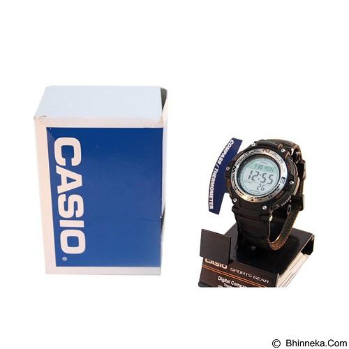 CASIO Men Digital Compass Thermometer [SGW 100B-3V] - Jam Tangan Pria Sport