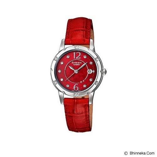CASIO Sheen [SHE-4021L-4ADF] - Jam Tangan Wanita Fashion