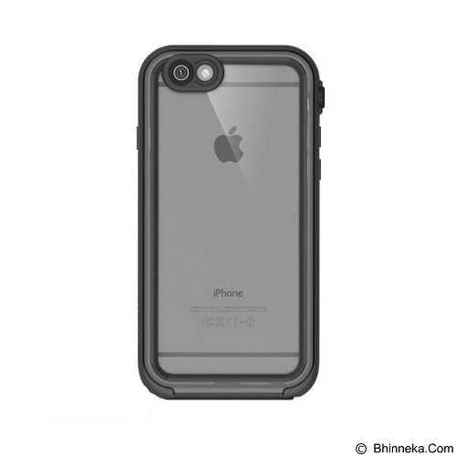 CATALYST Case for Apple iPhone 6/6s [CATAIPHO6SBLK] - Space Gray - Casing Handphone / Case