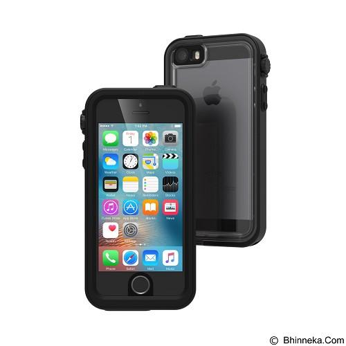 CATALYST Case for Apple iPhone 5/5s/5SE [CATAIPHOSEBLK] - Stealth Black - Casing Handphone / Case
