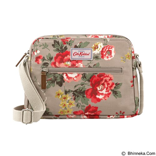 CATH KIDSTON Winter Rose Shoulder Bag [1788] - Coffee (Merchant) - Cross-Body Bag Wanita