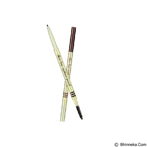 elf eyebrow pencil. cathy doll slim line eyebrow pencil - dark brown elf