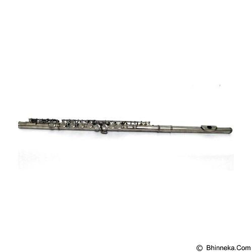 CAVALIERS Flute [CFL-100N] - Silver (Merchant) - Saksofon / Saxophone