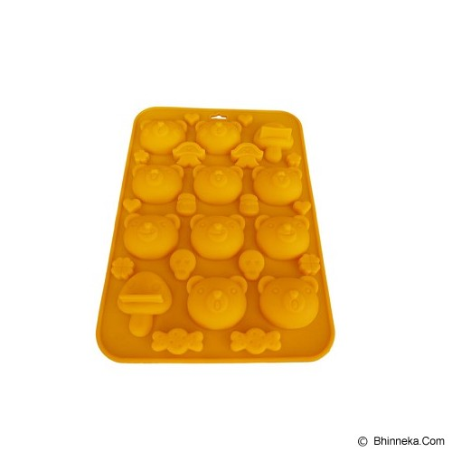 CETAKAN JELLY Pirate Bear - Cetakan Es / Ice Tray