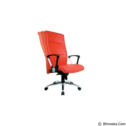 CHAIRMAN Executive Kursi Kantor [EC 10 A] - Red (Merchant) - Kursi Kantor