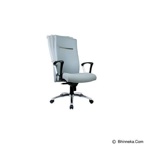 CHAIRMAN Executive Kursi Kantor [EC 40 BA] - Grey (Merchant) - Kursi Kantor