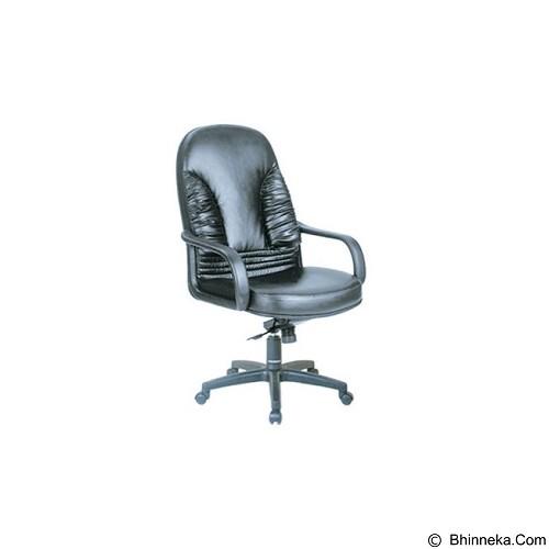 CHAIRMAN Executive Kursi Kantor [EC 500] - Black (Merchant) - Kursi Kantor