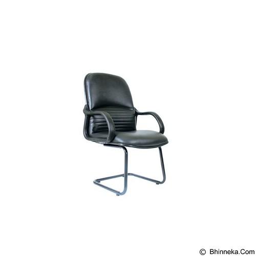 CHAIRMAN Executive Kursi Kantor [EC 650] - Black (Merchant) - Kursi Kantor