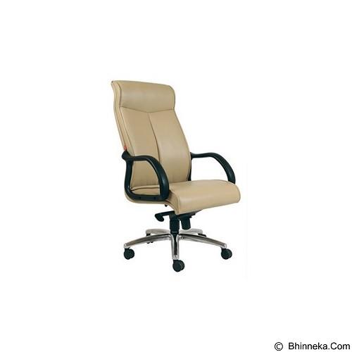 CHAIRMAN Executive Kursi Kantor [EC 70 AC] - Cream (Merchant) - Kursi Kantor