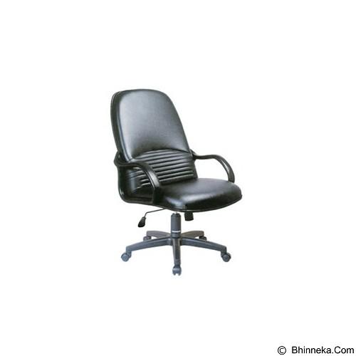 CHAIRMAN Executive Kursi Kantor [EC 700] - Black (Merchant) - Kursi Kantor