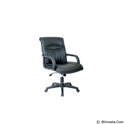 CHAIRMAN Executive Kursi Kantor [EC 800] - Black (Merchant) - Kursi Kantor