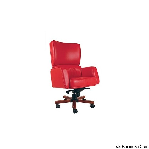 CHAIRMAN Premier Collection Kursi Kantor [PC 9010] - Red (Merchant) - Kursi Kantor
