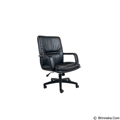CHAIRMAN Premier Collection Kursi Kantor [PC 9130B] - Black (Merchant) - Kursi Kantor